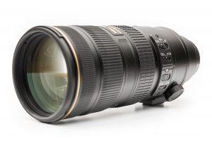 Nikkor 70-200mm f2.8 ED VR II